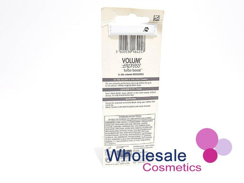 7f9ff779834 Wholesale Cosmetics - 12 x Maybelline Volum' Express Turbo Boost ...